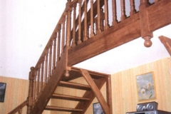 escalier-chene